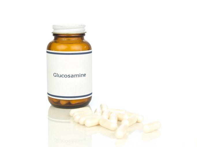 kondroitin glükózaminnal