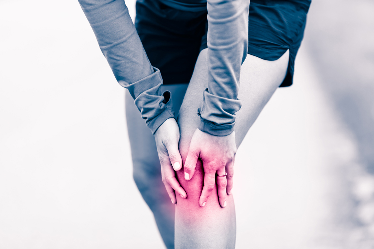 az ízület futás után fáj
