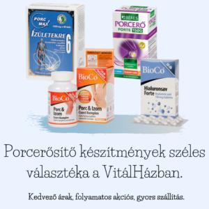 ízületi és ízületi erősítő készítmények)