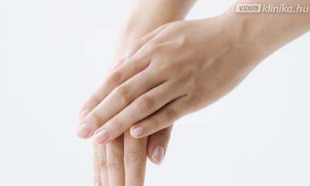 fáj a fájdalom a kéz ízületeiben