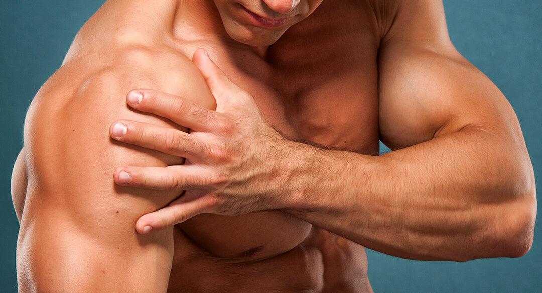 fájdalom a vállízületben edzés után petefészek gyulladás derékfájás