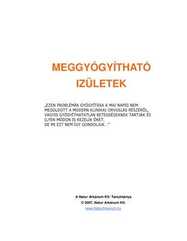 karbamid és ízületi betegségek)