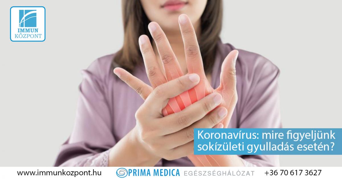 mi segít, ha krónikus ízületi fájdalom esetén)