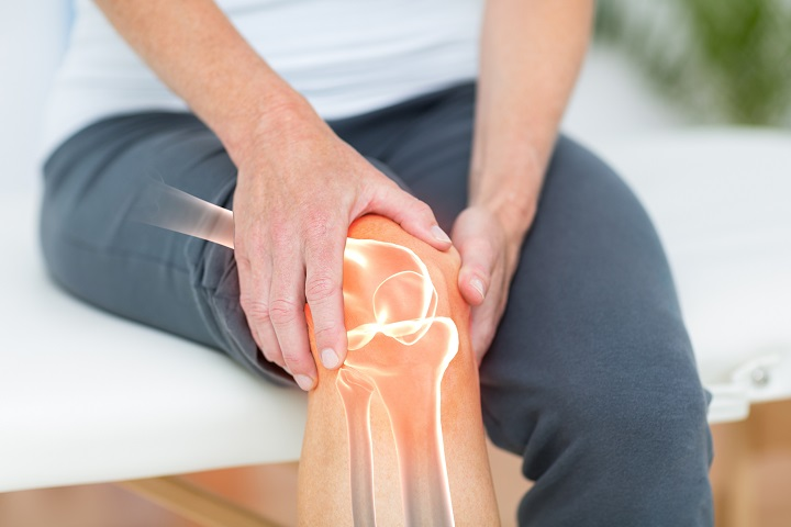 térdízület rheumatoid arthritis