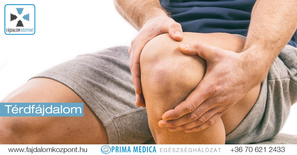 térdízületi fájdalmak áttekintése