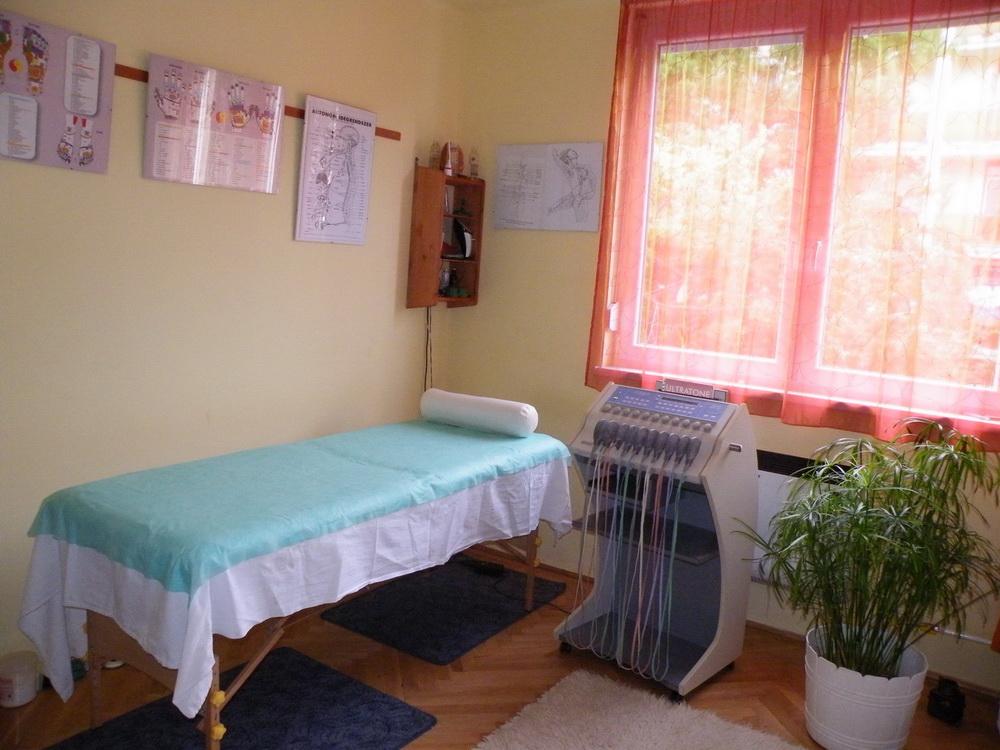 ultraton ízületi kezelés
