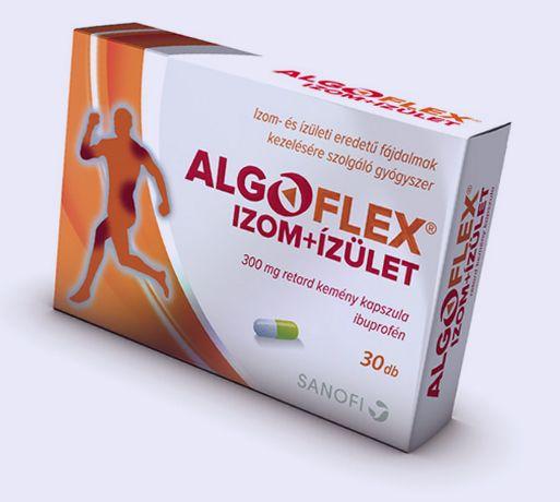 ALGOFLEX IZOM+ÍZÜLET 300MG KAPSZ 20X