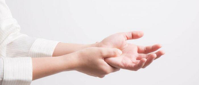 ízületi gyulladás az ujjain, mint hogy kezeljék
