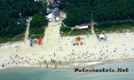 Gyógyváros Lengyelországban, a Balti-tengeren. Balti-tengeri üdülőhelyek Lengyelországban